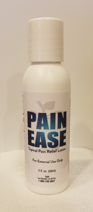 Pain Ease Bottle